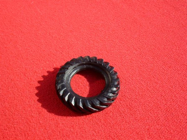 33mm Black for Dinky Toys rear Tractor Tyre (Each)